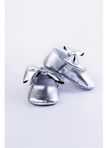 First Step Kurdeleli Ayna Babet  G-2200 Gümüş